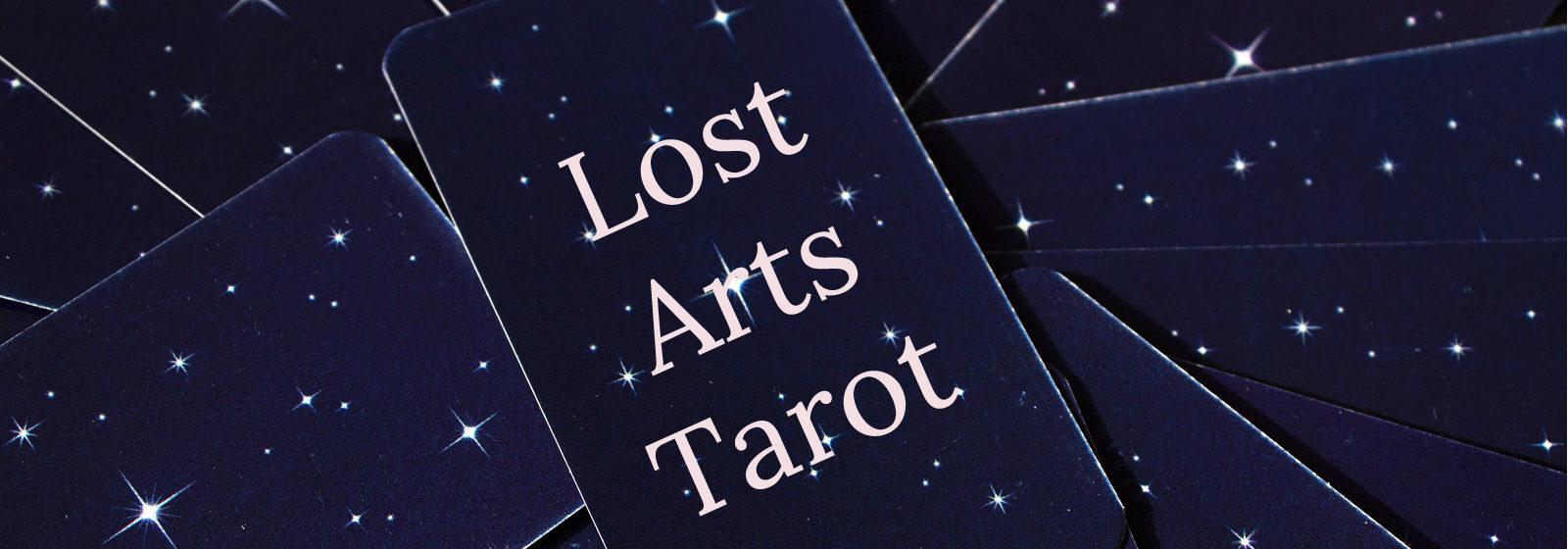 Tarot Page Hero