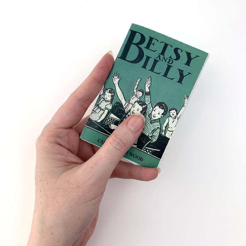 Mini Book Club 002