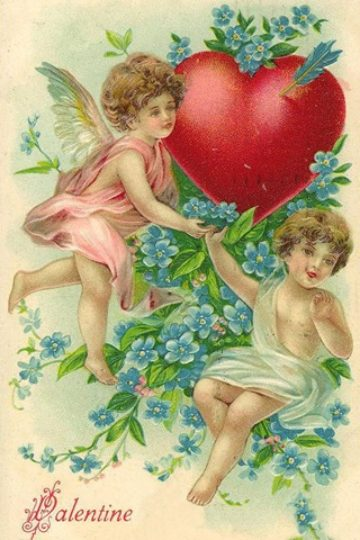 Vintage Valentine 004