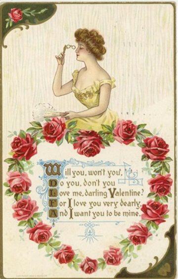 Vintage Valentine 005